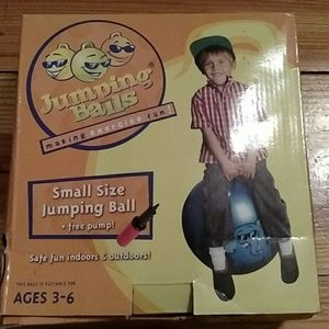 NIB Jumping ball